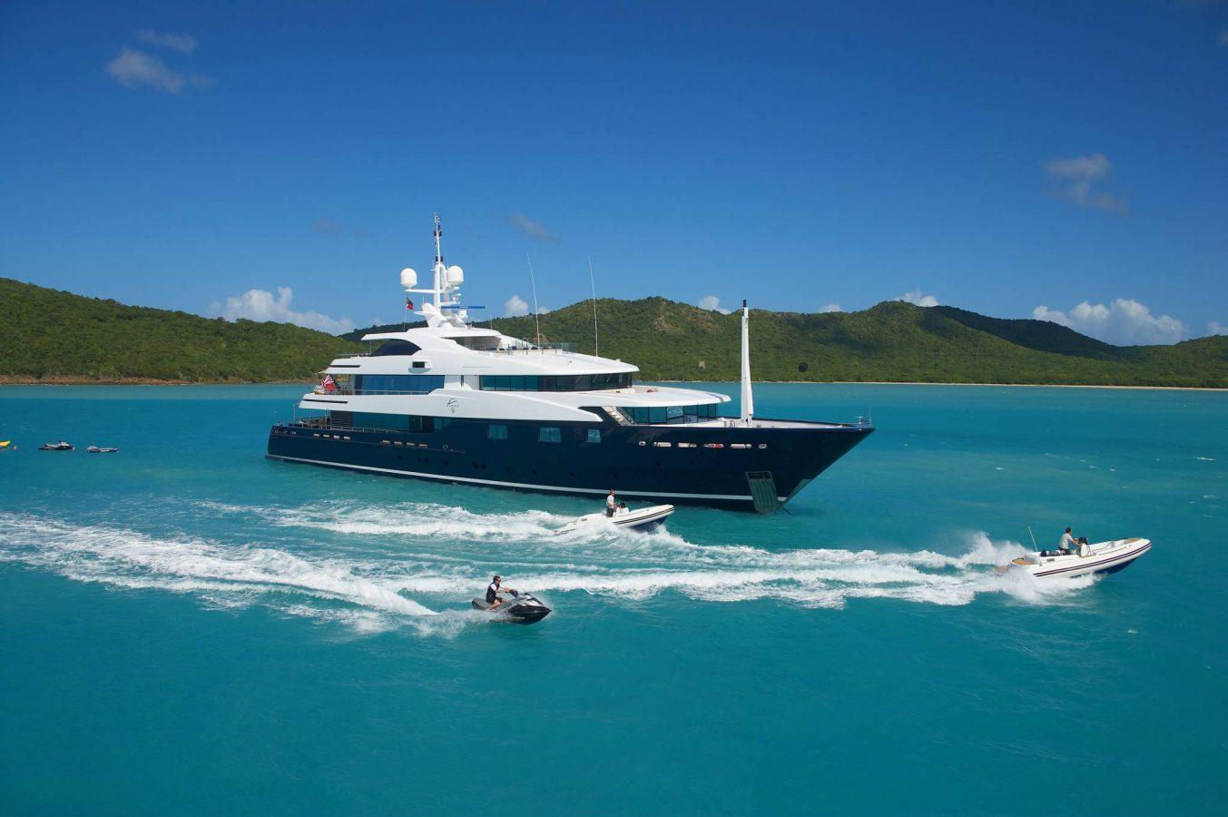 1 - Superyacht Tenders & Jetskiis