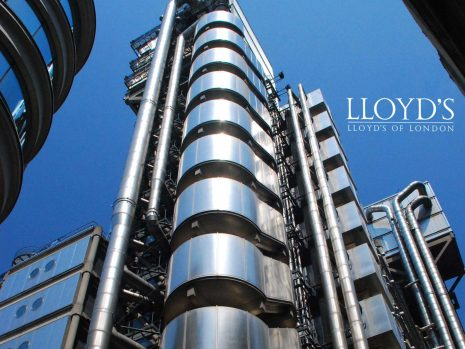 Lloyd's of London Classic Tower View