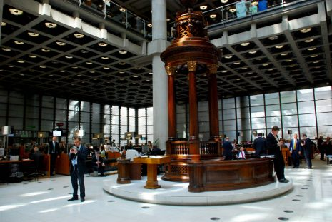 Lloyd's of London Rostrum