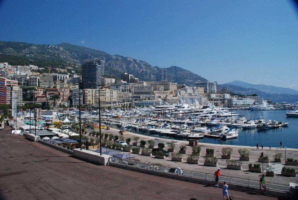 Port Hercules Superyacht Harbour Monaco