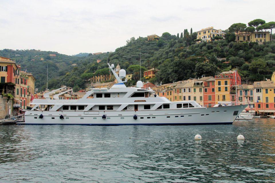 Motoryacht Strangelove in Portofino