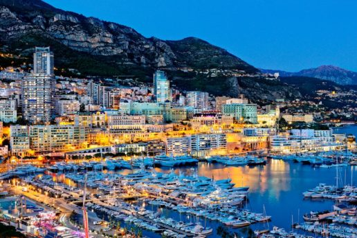 Monaco Business Trip for Super Yacht Insurance